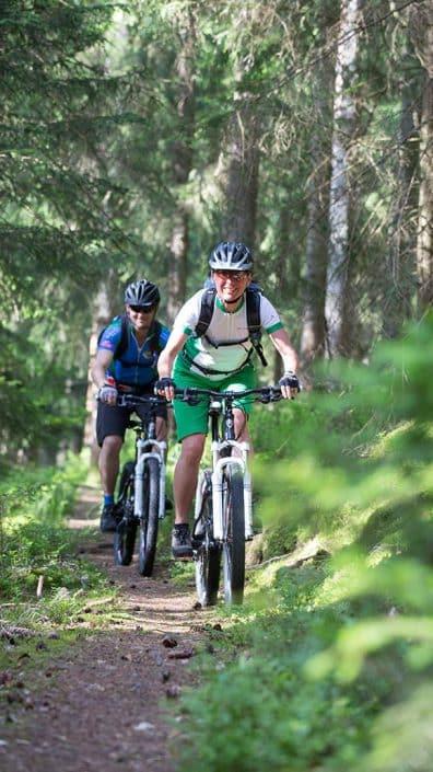 Eindrücke MTB Fahrtechnik Training in Baiersbronn
