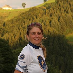 Guide Bianca HIRSCH-SPRUNG MTB Fahrtechnik
