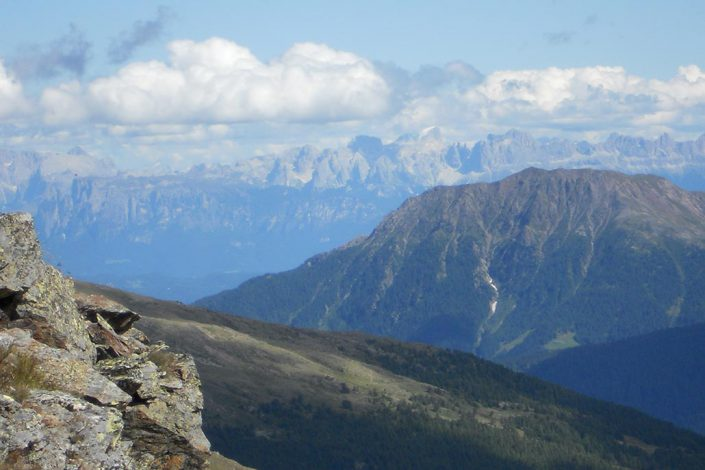 MTB Alpencross Tour Alpen Schmuggler Aussicht