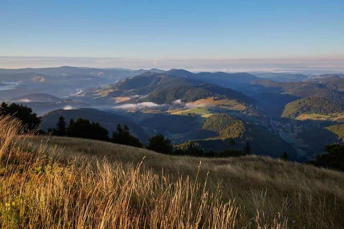 Panorama Rennrad Tour Belchen