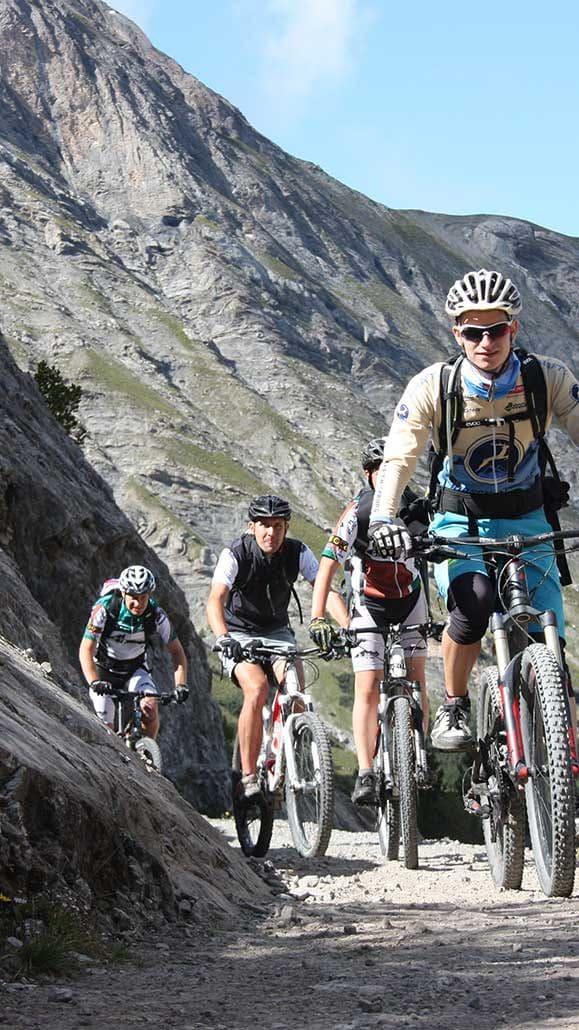Tour MTB Reise Alpen Livigno