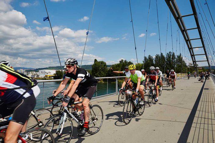 Brücke Rennrad Tour Belchen
