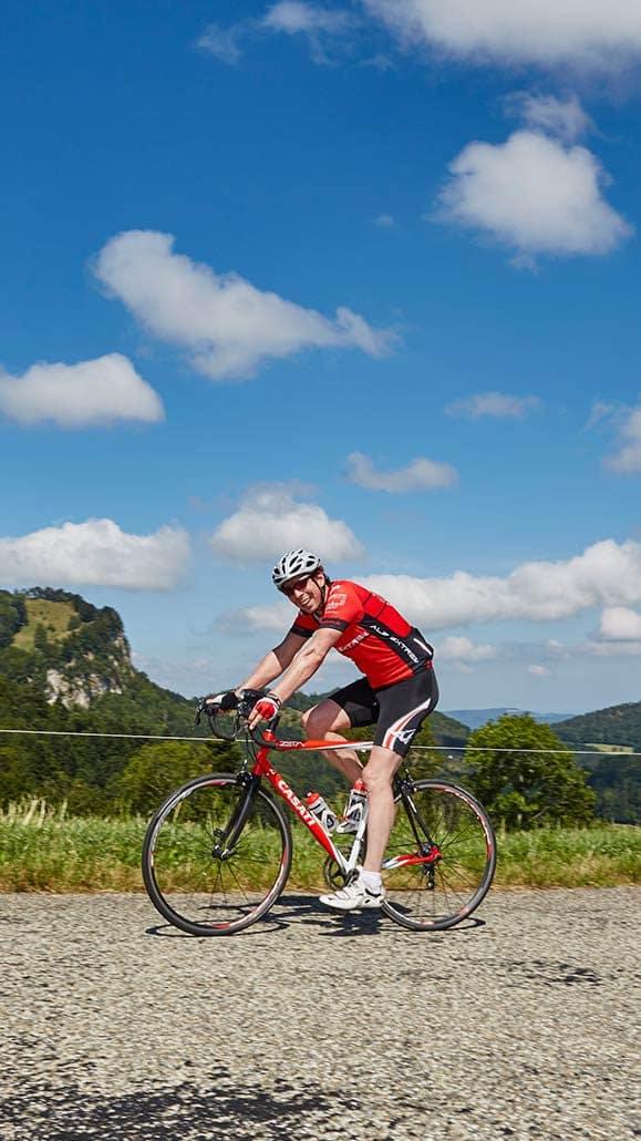 Rennradtour Rennrad Tour Belchen