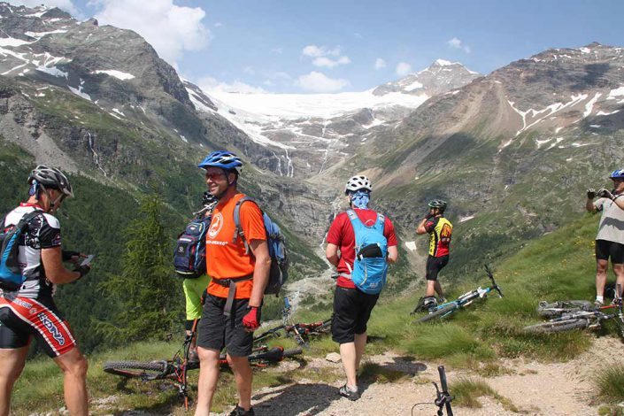Alpen Biketour MTB Alpencross Schmuggler Expert