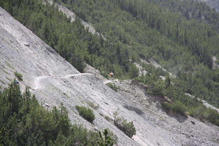Tour Mountainbike Alpencross Tour Schmuggler Expert