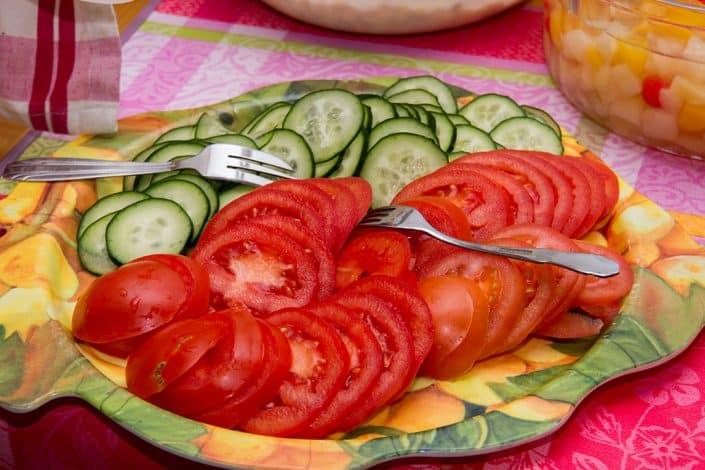 Gemüse HIRSCH-SPRUNG Rennrad Reise Mallorca