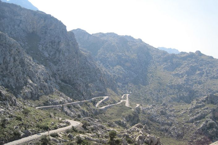 Trail HIRSCH-SPRUNG Rennrad Reise Mallorca