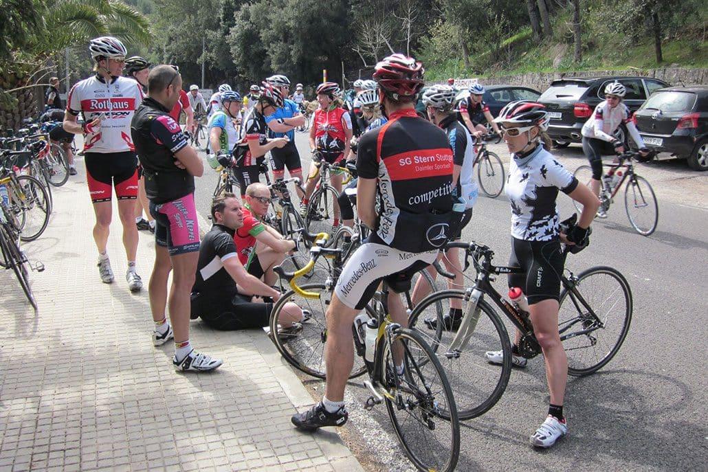 Besprechung HIRSCH-SPRUNG Rennrad Reise Mallorca