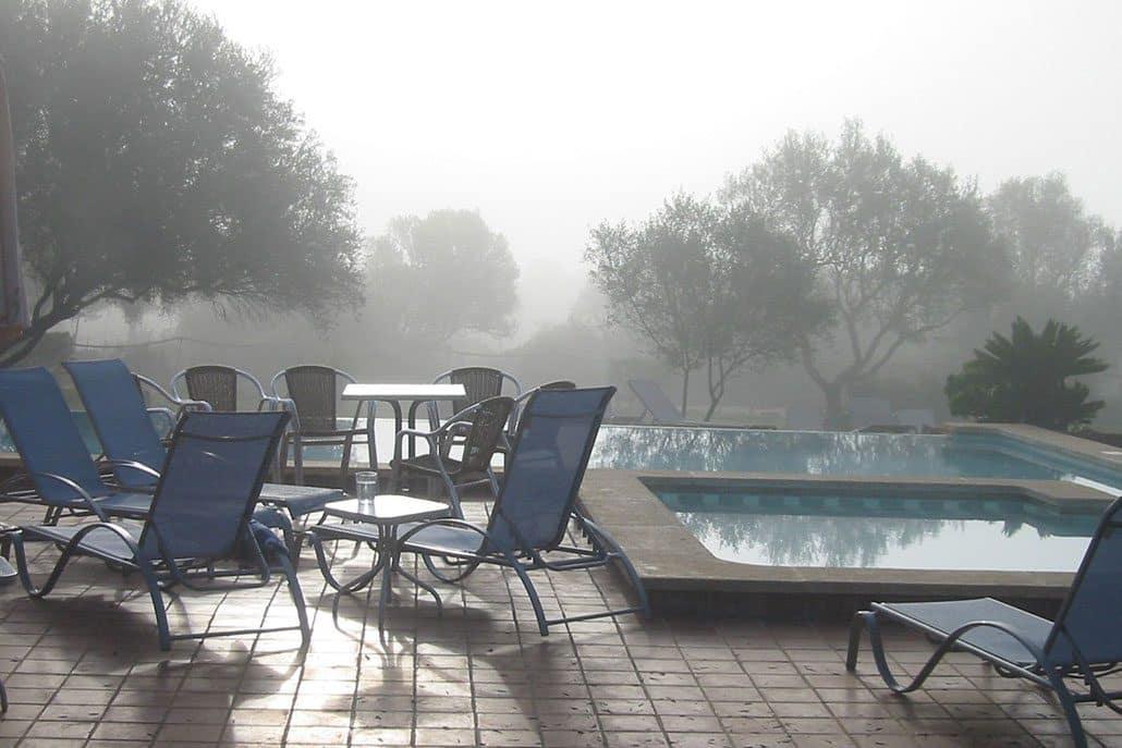Pool HIRSCH-SPRUNG Rennrad Reise Mallorca