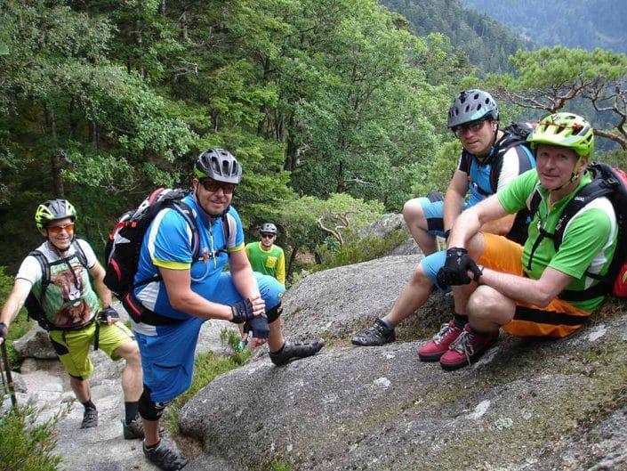 Pause MTB Reise Schwarzwald Gipfeltrail Flow & Shuttle