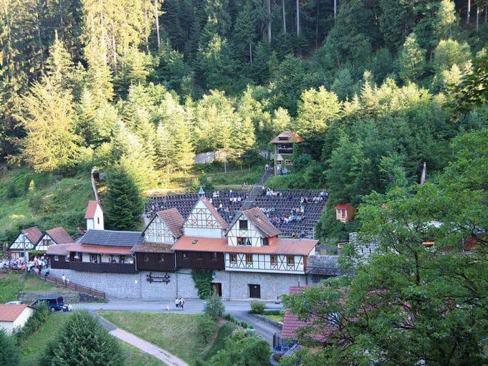 Theater MTB Reise Schwarzwald Gipfeltrail Flow & Shuttle