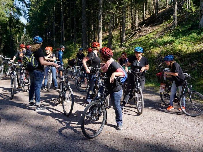 Schwarzwald Biketour für Gruppen und Firmen mit HIRSCH-SPRUNG