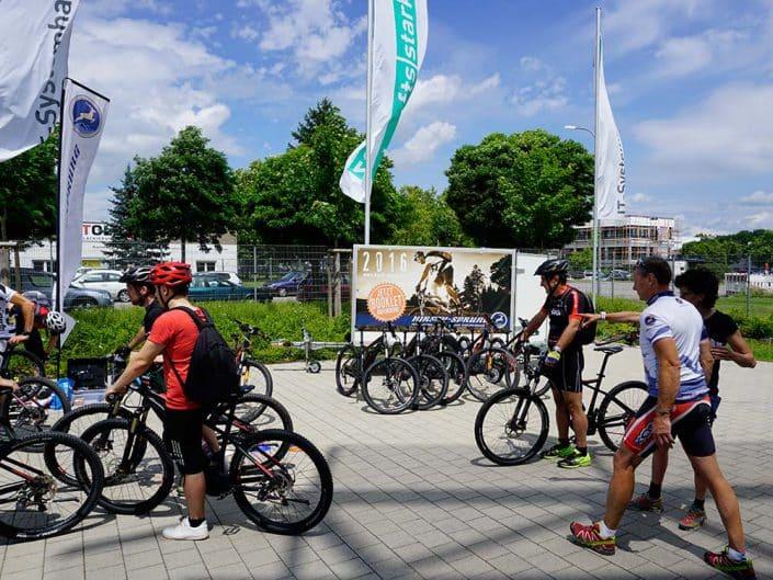 Gruppen und Firmen Biketour im Schwarzwald