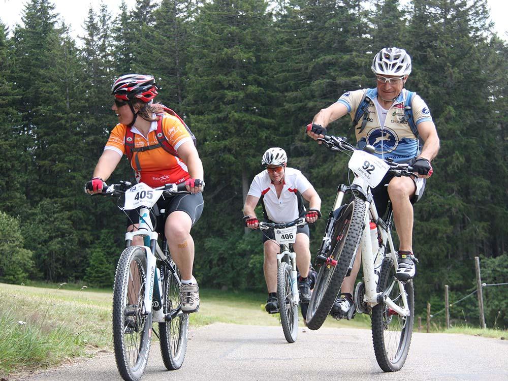 Wheelie Gruppen und Firmen Events mit HIRSCH-SPRUNG Biketour
