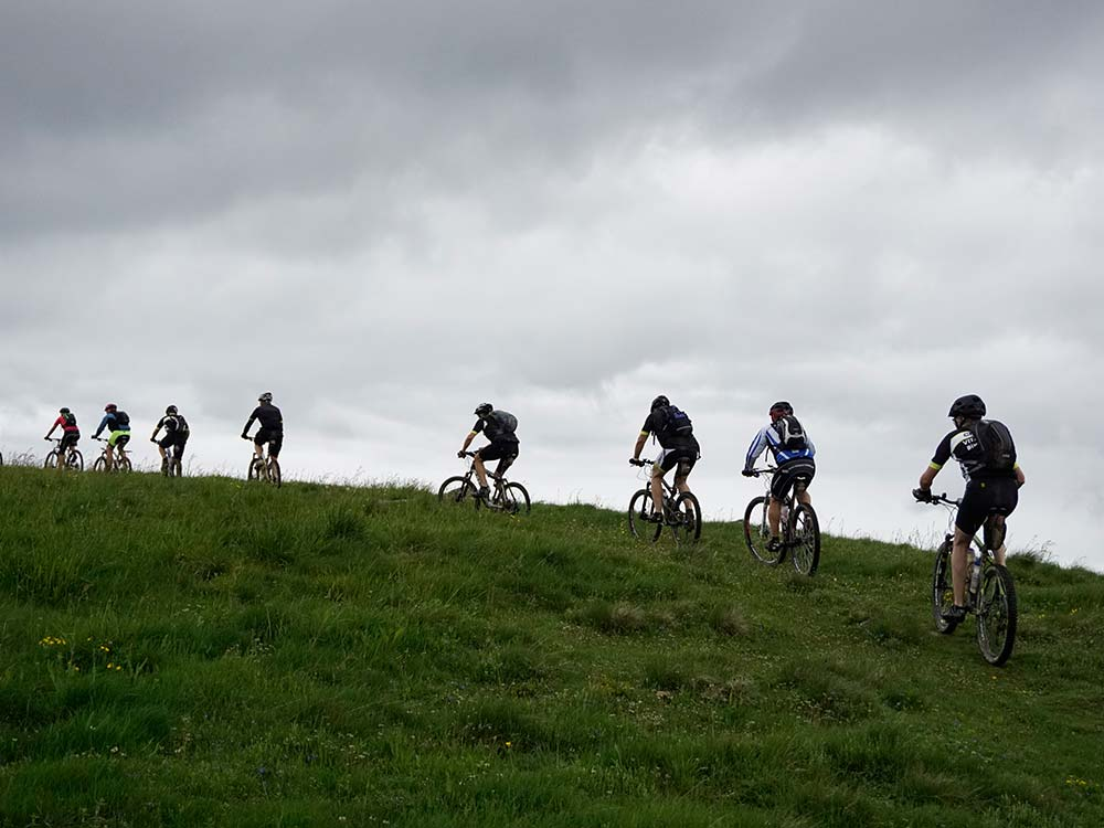 Biketour mit Gruppen und Firmen