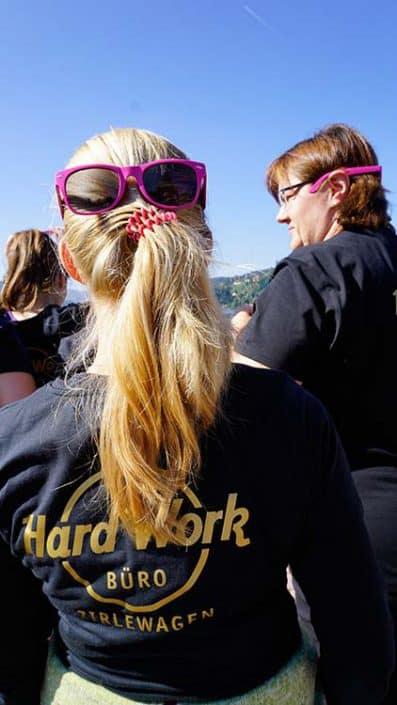 HIRSCH-SPRUNG individuelle Gruppen und Firmen Events