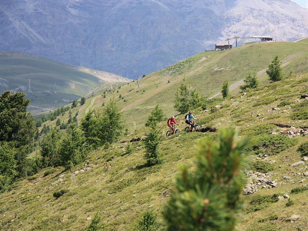 Trails von Livigno