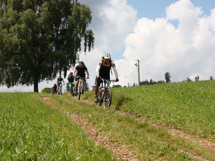 Mountainbiken macht Spaß! MTB Reise Rock & Surf in Freiburg im Schwarzwald