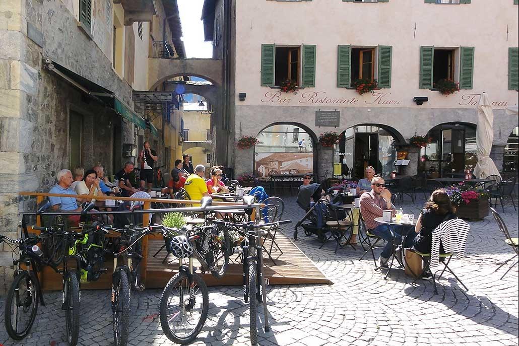 Bormio E-mtb Alpentour