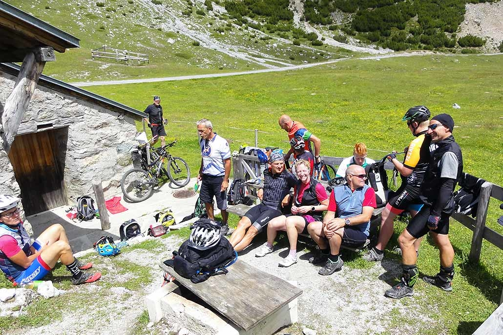 Meran Alpentour E-mtb