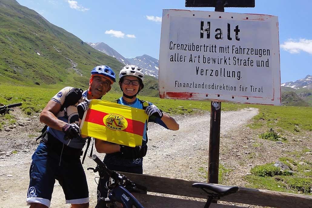 Alpentour E-MTB Tirol