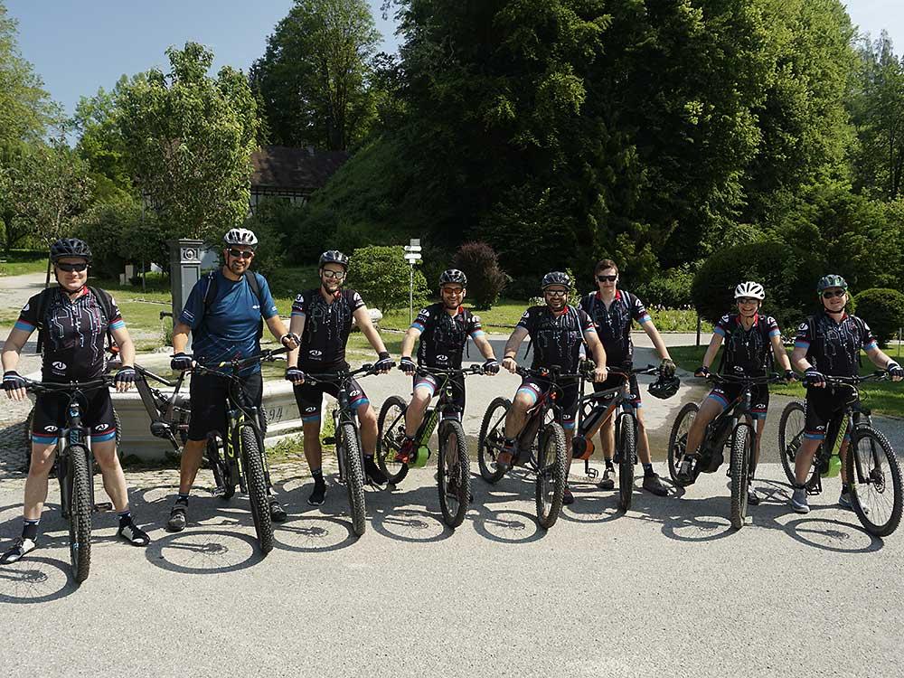 e bike gruppe
