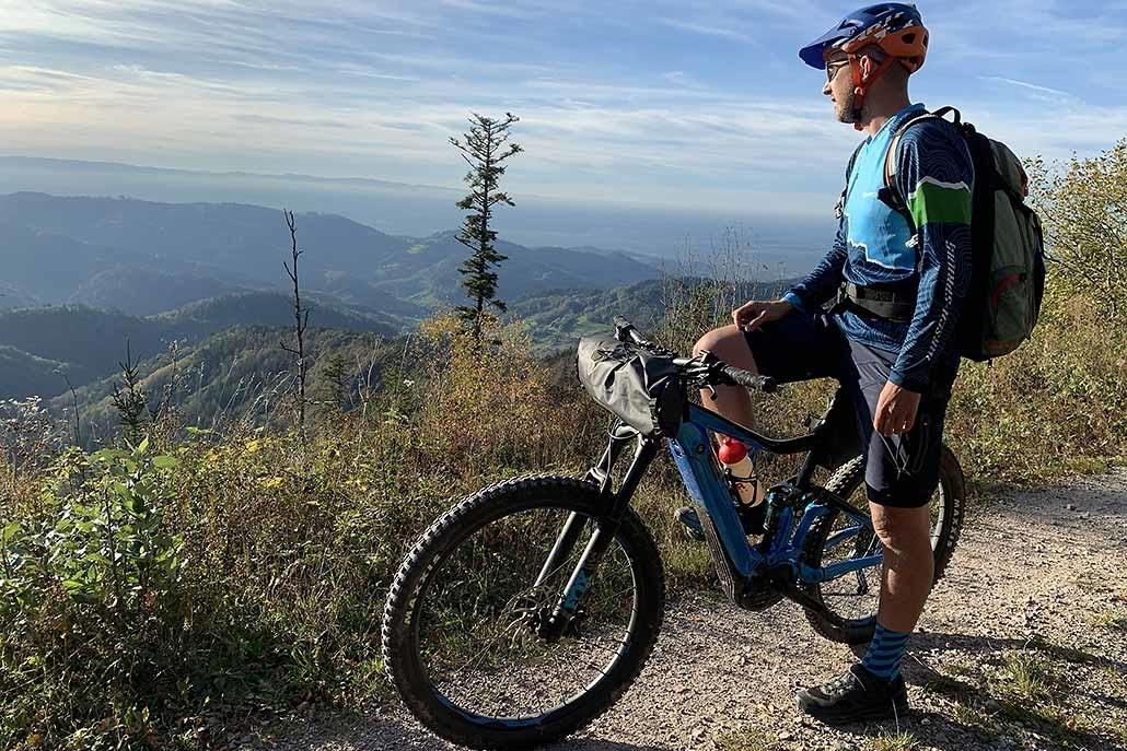 Aussicht Schwarzwaldcross