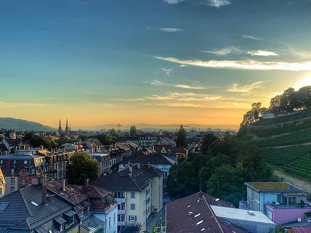 Freiburger-Altstadtabend